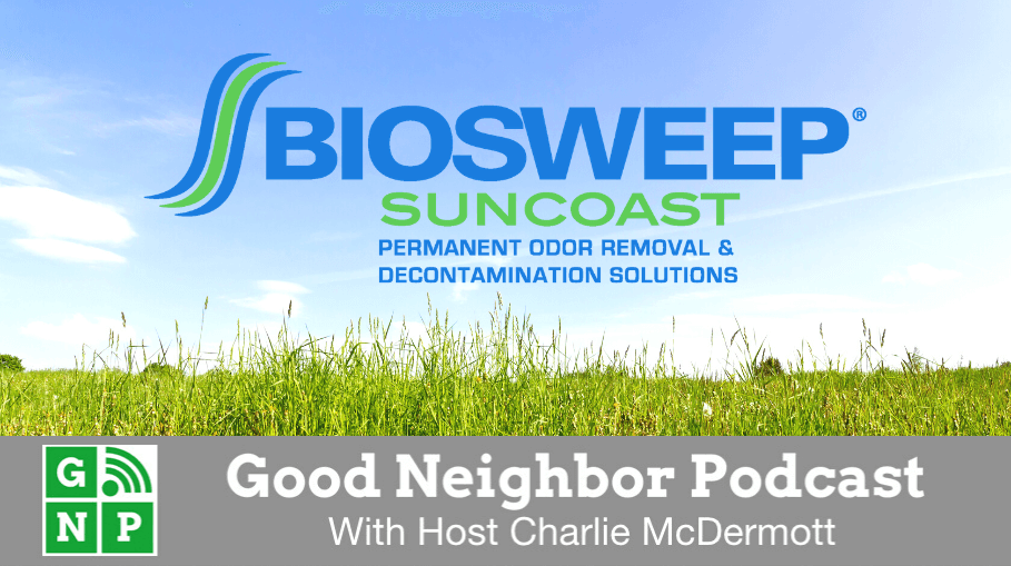 Good Neighbor Podcast with Biosweep