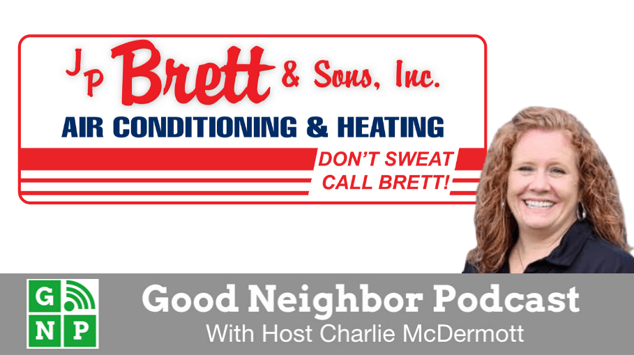 Good Neighbor Podcast with Brett & Sons Air Conditioning