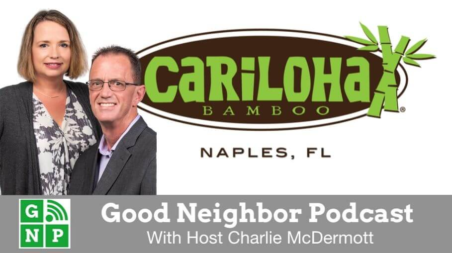 Good Neighbor Podcast with Cariloha Bamboo