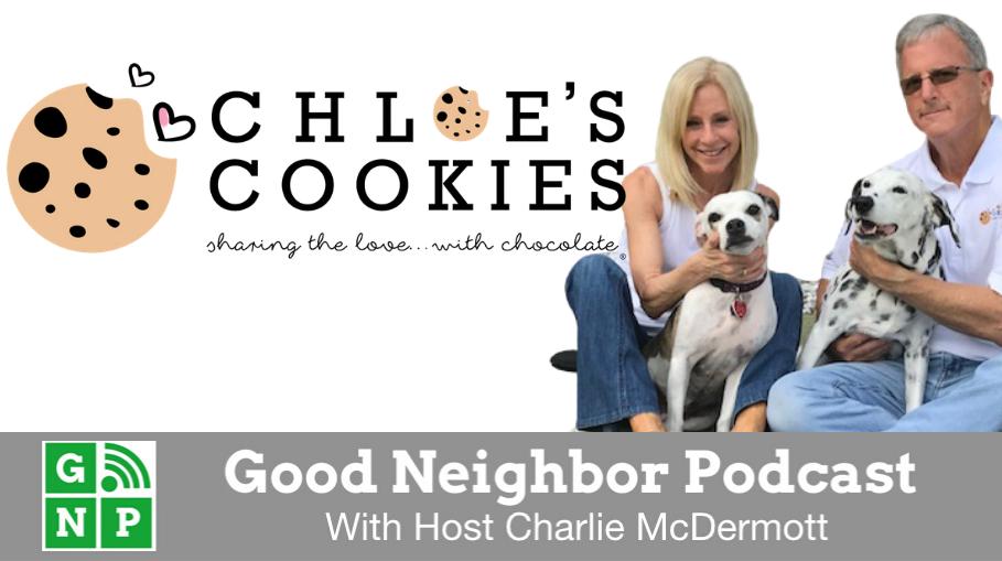 Good Neighbor Podcast with Chloe's Cookies