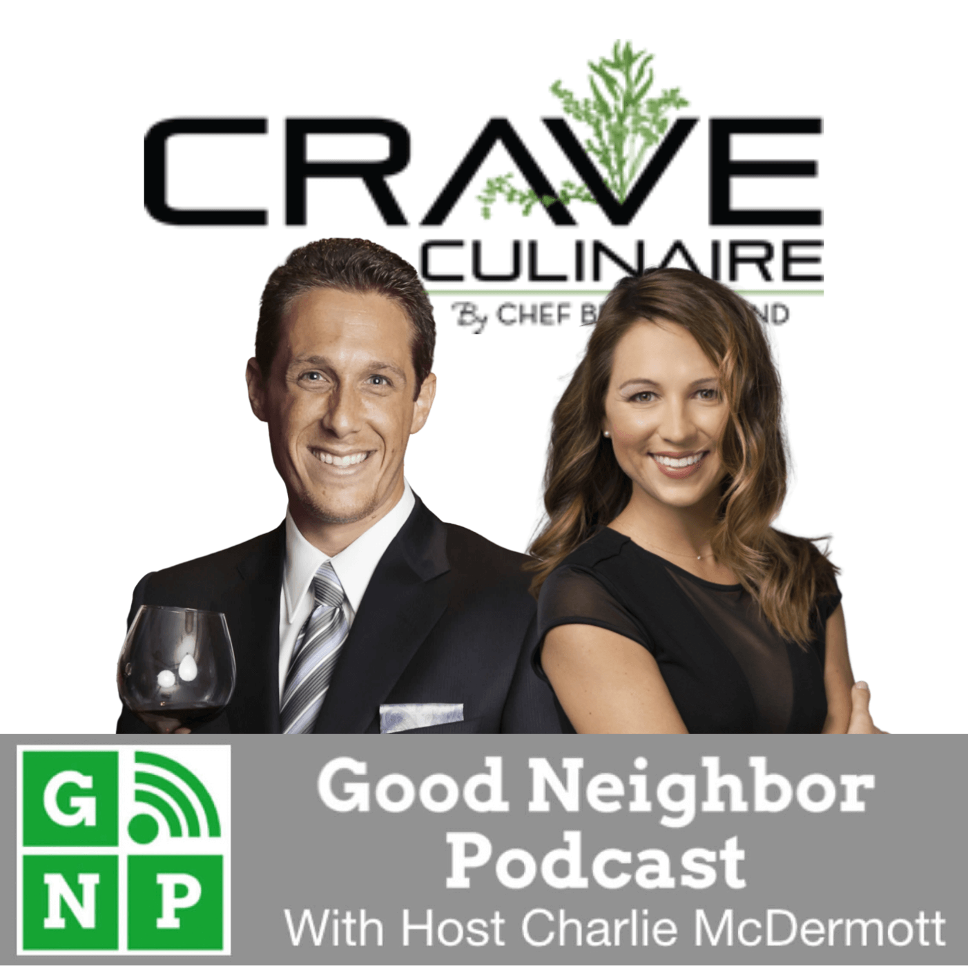 GNP - Crave Culinaire - BADGE