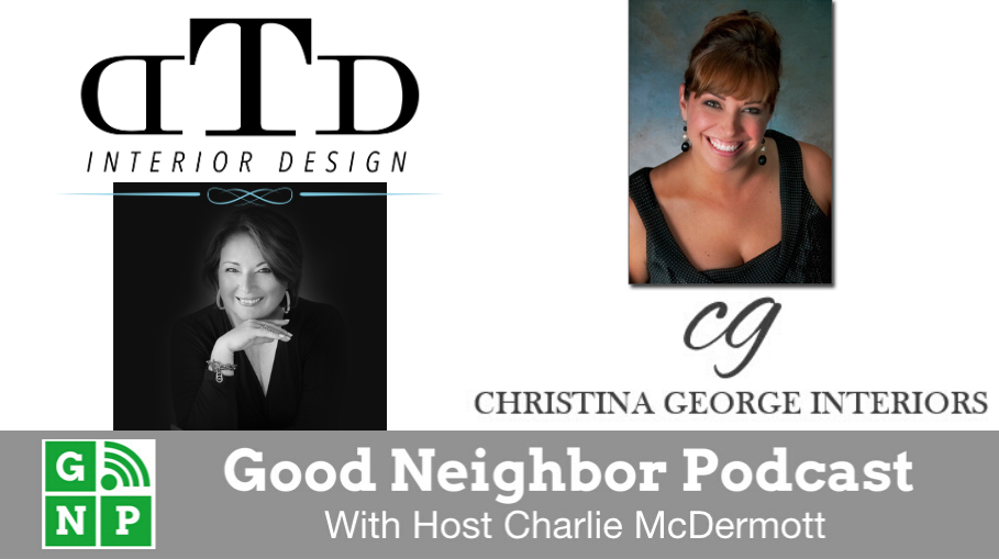 Good Neighbor Podcast with Diane Torissi and Christina George