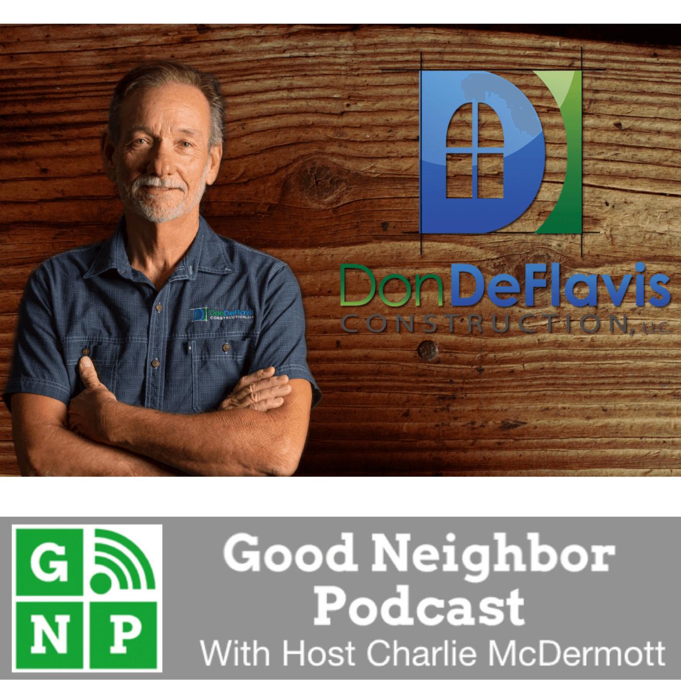GNP - Don DeFlavis Construction - BADGE