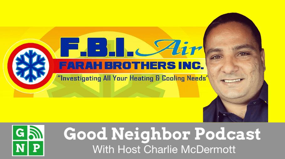 Good Neighbor Podcast with FBI Air