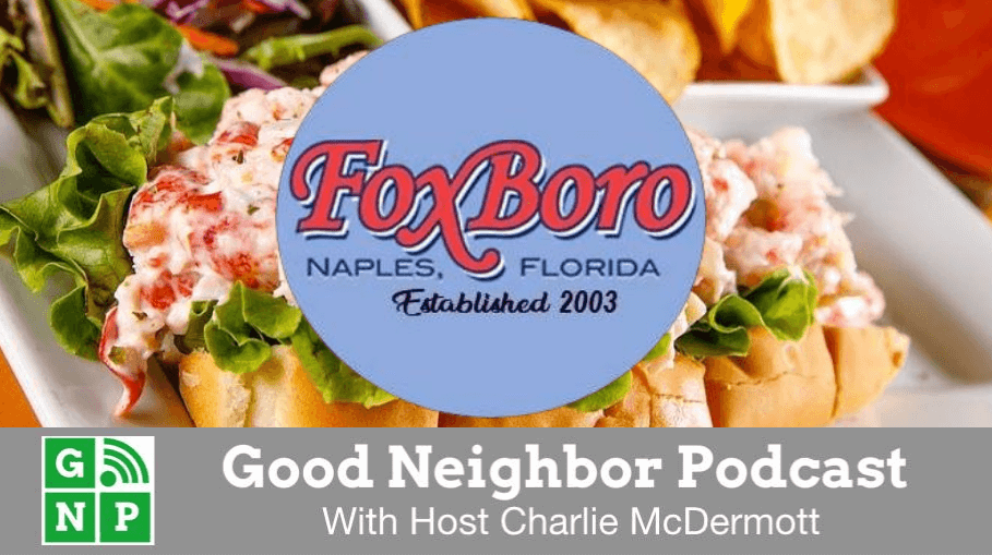 Good Neighbor Podcast with Foxboro Sports Tavern
