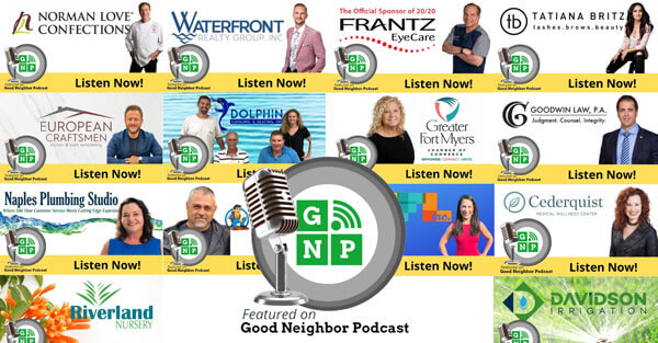 Good Neighbor Podcast Interviews