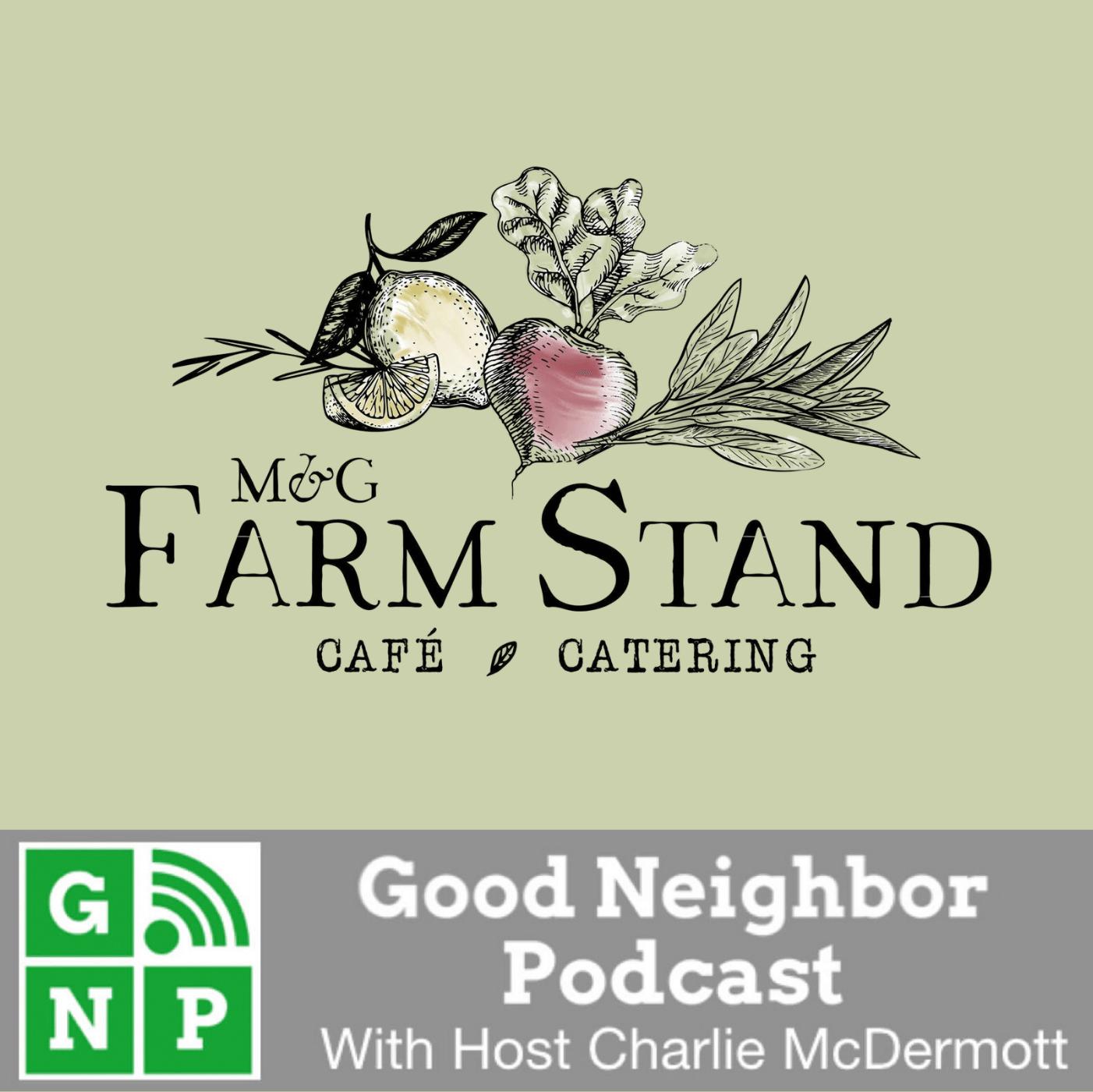 GNP - M&G Farmstand - BADGE