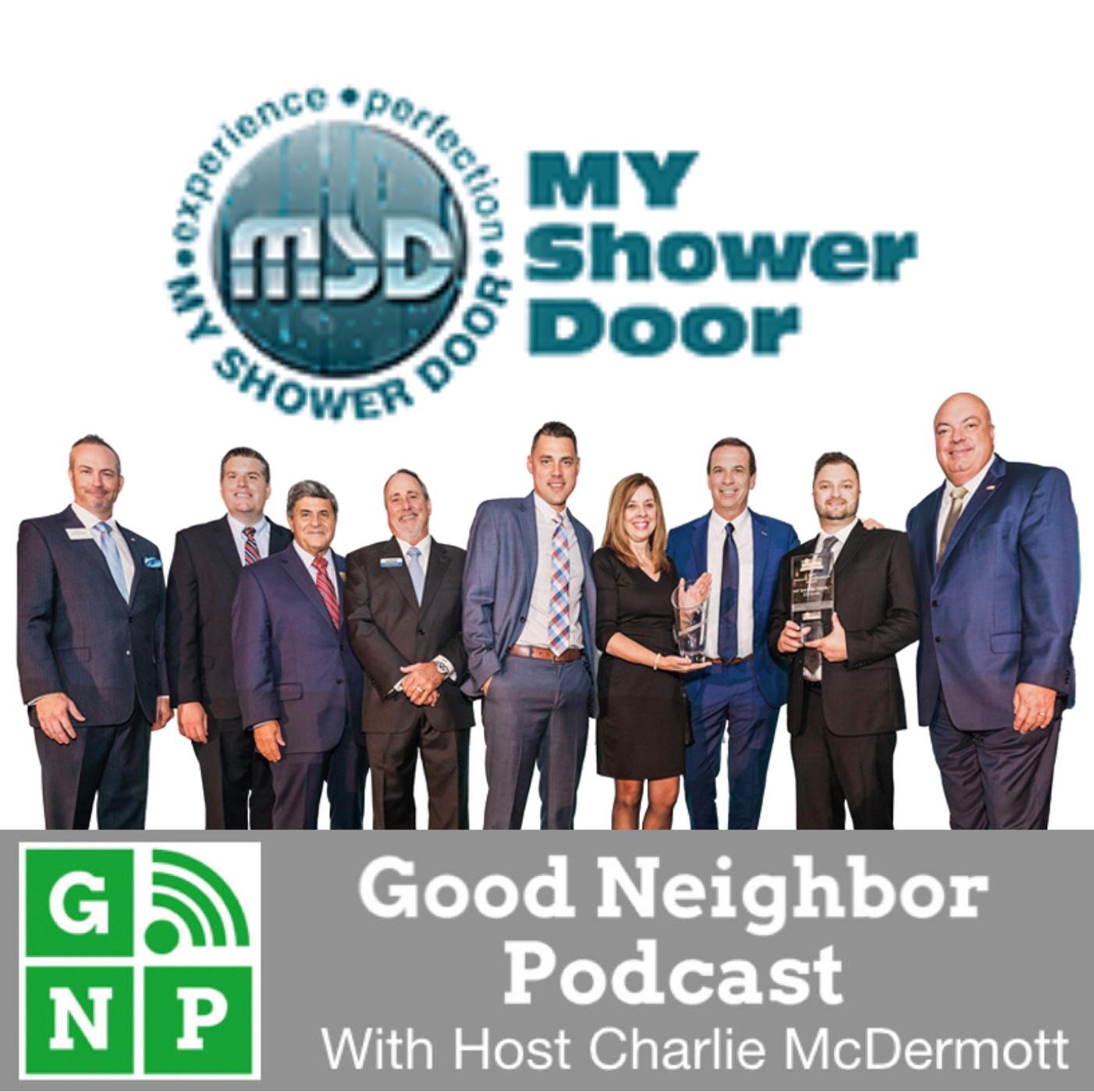 Good Neighbor Podcast with My Shower Door