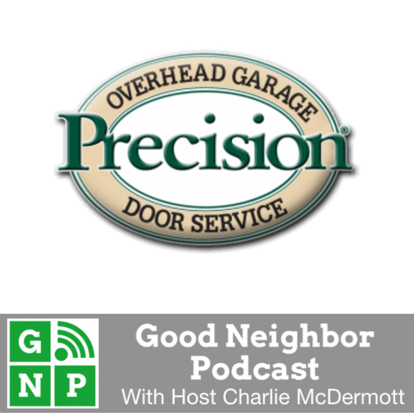 GNP - PRECISION GARAGE - BADGE