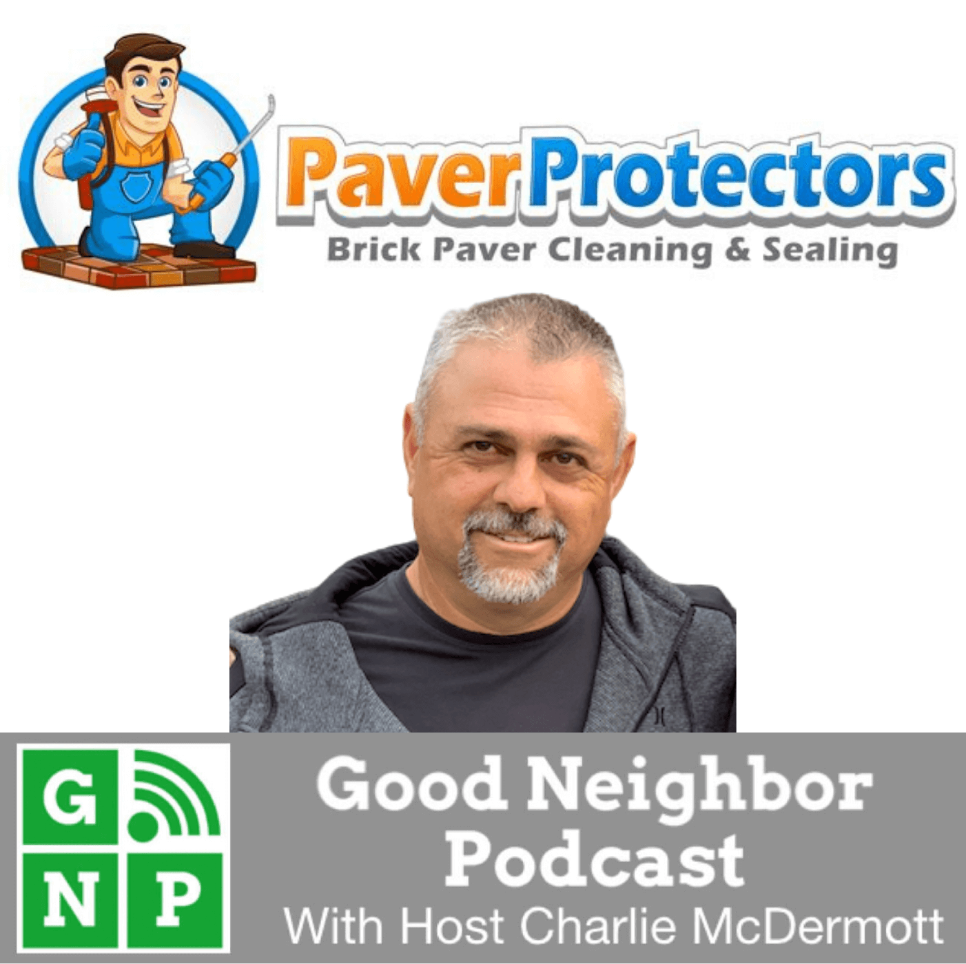GNP - Paver Protectors - BADGE