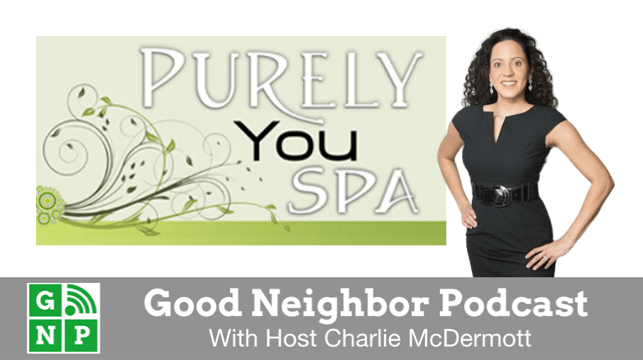 Good Neighbor Podcast with Purely You Spa