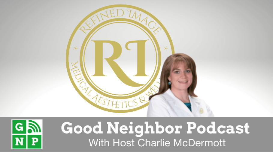 Good Neighbor Podcast with Refined Image
