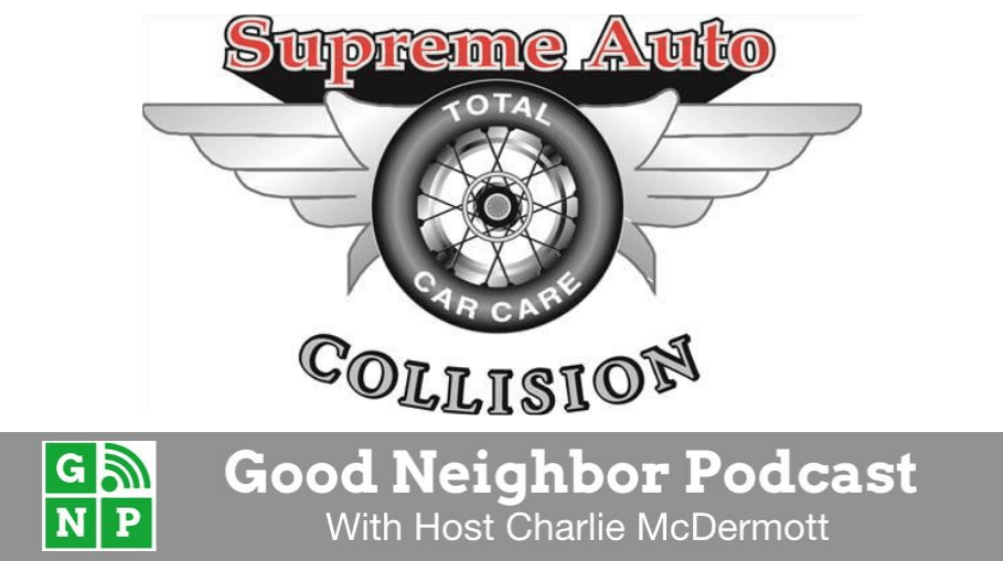 Good Neighbor Podcast with Supreme Collision