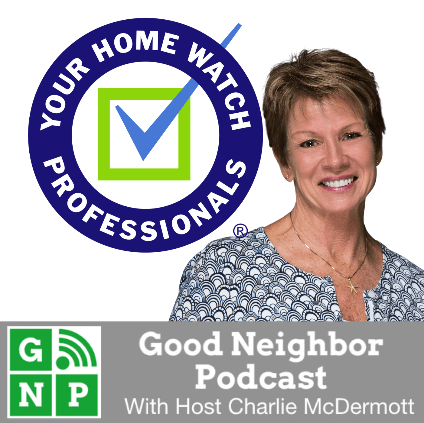 GNP - Your Home Watch - BADGE