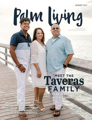 Palm Living Magazine - August 2020