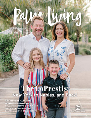 Palm Living Magazine - October 2020