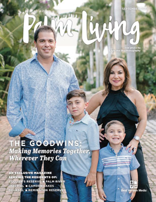 Palm Living Magazine - Oct 2020